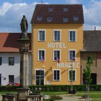 Hotel Hradec, отель в городе Mlázovice