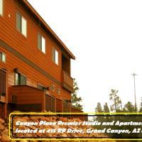 Canyon Plaza Premier Studio and Apartments, מלון בטוסאיאן