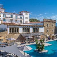 Hotel Castell Blanc, hotel en Empuriabrava