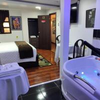 Hotel el Che No apto para corruptos, hotel em Azogues