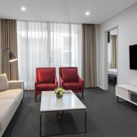 Meriton Suites North Ryde, hotell Sydneys