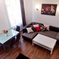 Rose - city centre apartment