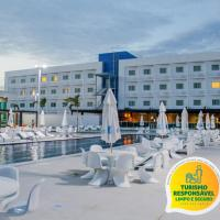 Bristol Aline, hotel em Delmiro Gouveia