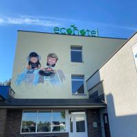 Ecohotel, hotel in Kretinga