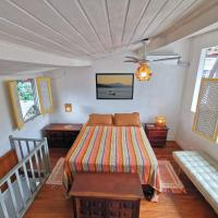 A House at Historical Center of Paraty for 4 Adults and 1 Child