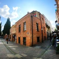 Sunny apartment in Shavteli str