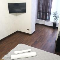 One bedroom apartment is located near Airport, Victoria Gardens Shopping mall, Kulparkivska street apartment