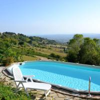 Elegant Holiday Home in Cupramontana with Swimming Pool