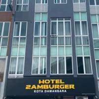 Hotel Zamburger Kota Damansara, hotel near Sultan Abdul Aziz Shah Airport - SZB, Kota Damansara