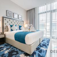 Calm Studio in Damac Celestia A Dubai South by Deluxe Holiday Homes