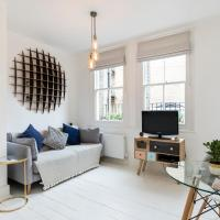 Chic Apt in Trendy Islington with Cafes, Restaurants & Angel Tube Station