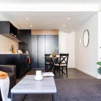 Beautiful 1 bedroom Southbank apt #Free Parking#