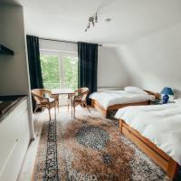 Königlicher Aufenthalt inmitten der Natur, hotel in Hürth