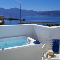Naiades Marina Hotel, hotel di Agios Nikolaos