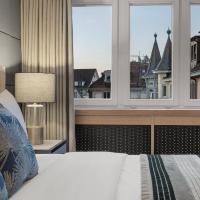 Boutique Hotel Wellenberg, отель в Цюрихе