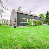 Simplistic Holiday Home in Zevenhuizen with Garden