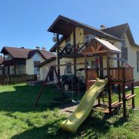 Дом в сосновом лесу Бунырево, отель в городе Алексин