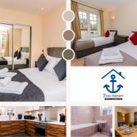 Luxury Apartment w Big Balcony Maidenhead