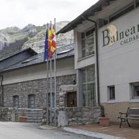 Balneario Caldas de Luna, hotel in Caldas de Luna