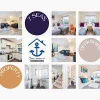 Luxury 4 Bed House Maidenhead w Garden and Parking