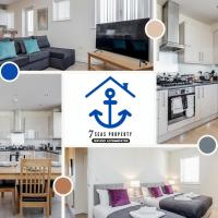 Luxury Apartment Maidenhead w Parking and Balcony