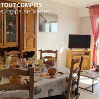 Appartement Montrond-les-Bains, 2 pièces, 2 personnes - FR-1-496-229