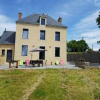 Gîte Guillac, 5 pièces, 8 personnes - FR-1-378-1096, hotel in Guillac