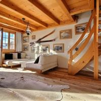 Chalet Soldanella (11 guests) - Gstaad