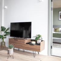 Castlefield luxury apartment - Roof top garden