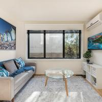 Cosy 1-Bed Unit near MCG and AAMI Park