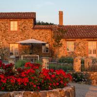Trevinano Villa Sleeps 9 Pool WiFi, hotel en Trevinano