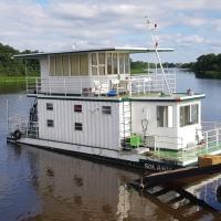 Solaris do Pantanal - Houseboat