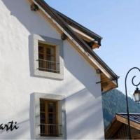 In the heart of the old village of Argentière - Traditional chalet Le Marti