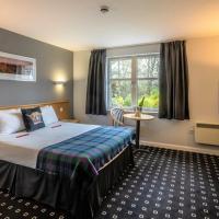 Pinehurst Lodge Hotel - Aberdeen, hotel in Dyce