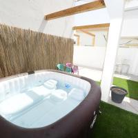 4-BDRM Villa with Jacuzzi HaShaham 242