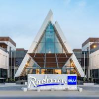 Radisson Blu Hotel Riyadh Qurtuba