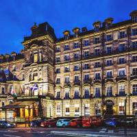 Royal Station Hotel- Part of the Cairn Collection, hotel in Newcastle upon Tyne