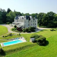 Appartement Kervoazec - Château de Kervoazec, hotel in Saint-Goazec