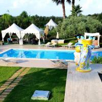 B&B Villa Sogno Charme E Relax, hotell i Marinella di Selinunte