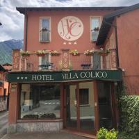Hotel Villa Colico, hotel a Colico
