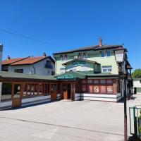 Hotel AA, отель в городе Tešanj