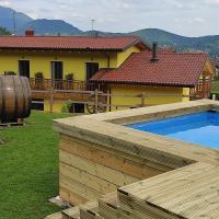 Agriturismo La Soglia Del Parco, hotell i Ranica