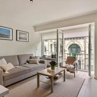 Spacious apt near the beach in the heart of the lively Ostend city center