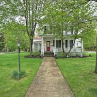 Historic Westfield Home 2 Mi to Lake Erie!