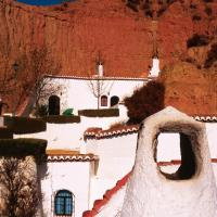 Cuevas Pedro Antonio de Alarcon, hôtel à Guadix