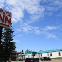 CHINOOK INN, hotel em Rocky Mountain House