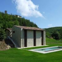 Molino dei Ciliegi Splendida villa in Umbria, hotell i San Venanzo