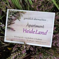 Apartment Heideland, hotel in Buchholz in der Nordheide