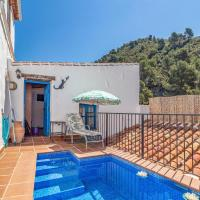 Awesome home in Cómpeta with Outdoor swimming pool, WiFi and 1 Bedrooms, hotel en Cómpeta