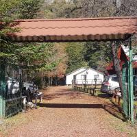 Cabañas La Quimera en Valle Las Trancas, hotel in Pinto